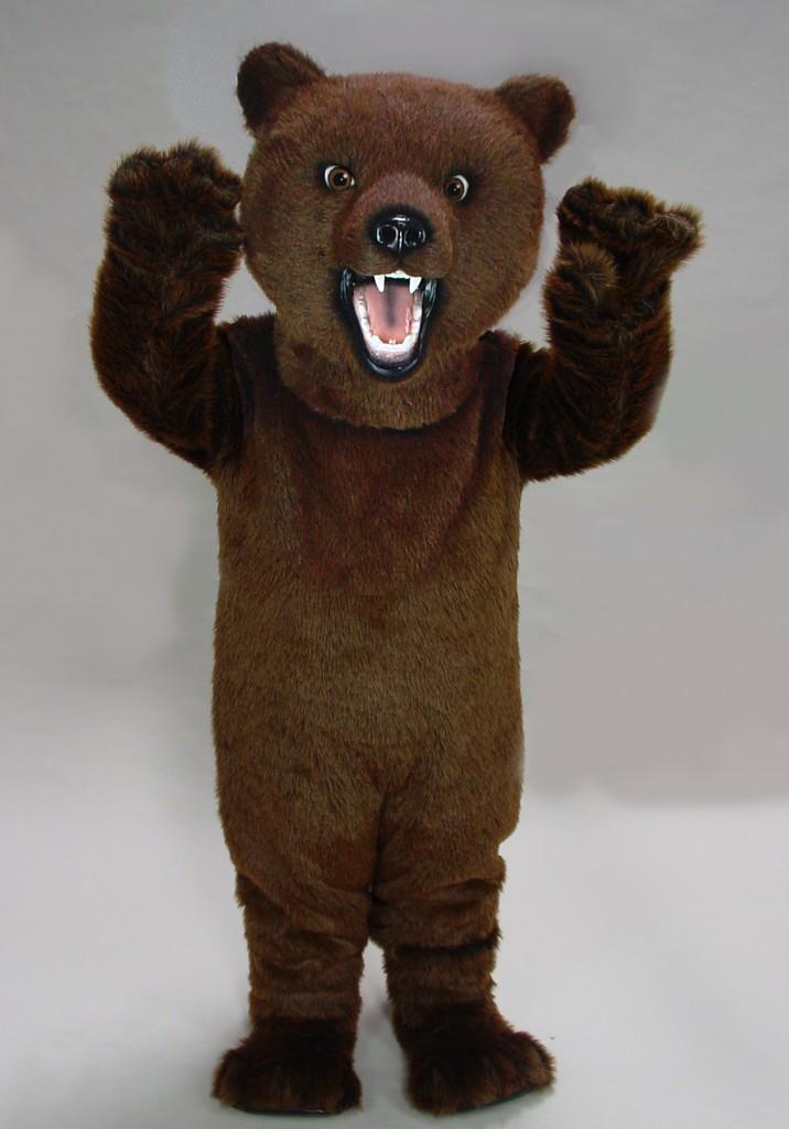 Bear! Agh! Bear!