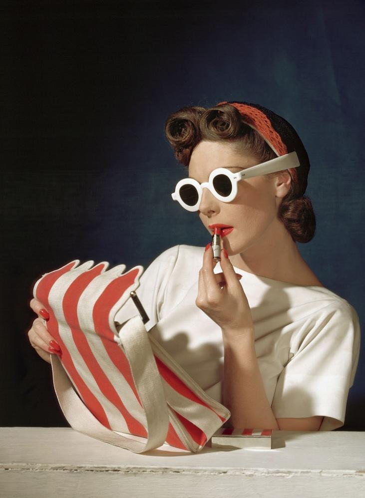 Vintage Vogue. Horst, 1939.