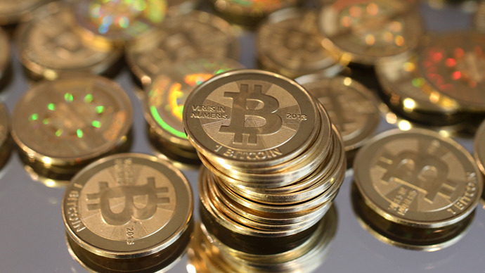 The bitcoin: gold's 21st century twin.