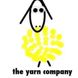 Keffi, The Yarn Company Mascot.