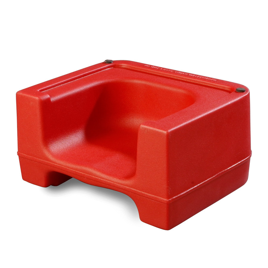 The Carlisle 71100 Red Dual Seat Booster Seat. Too much to ask for?